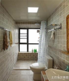 新中式厕所吊顶