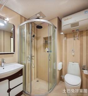 > 整体卫浴装修效果图