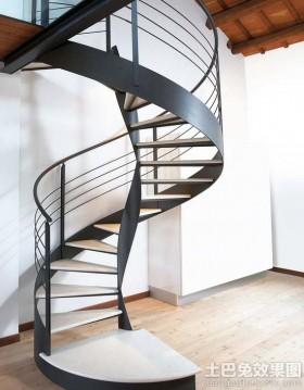 【旋转楼梯设计图】_九正家居效果图