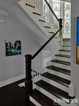 欧式风格楼梯# 装饰画装修效果图156