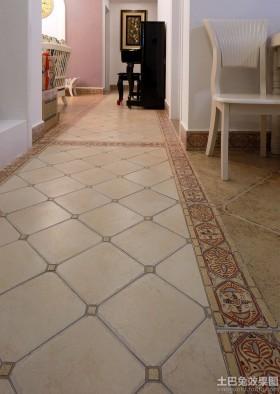 室内地面瓷砖效果图