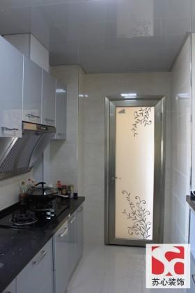 橱柜小户型厨房设计装修图