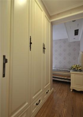 地板简欧式壁柜装修效果图