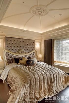 欧式风格床欧式风格主卧室装修效果图大全2014图片