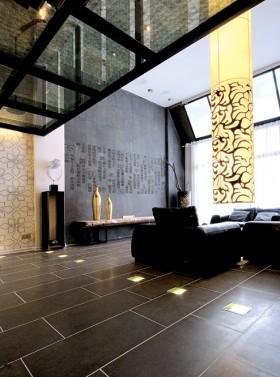 现代风格地板