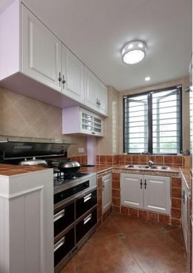 宜家风格欧式宜家厨房装修设计效果图