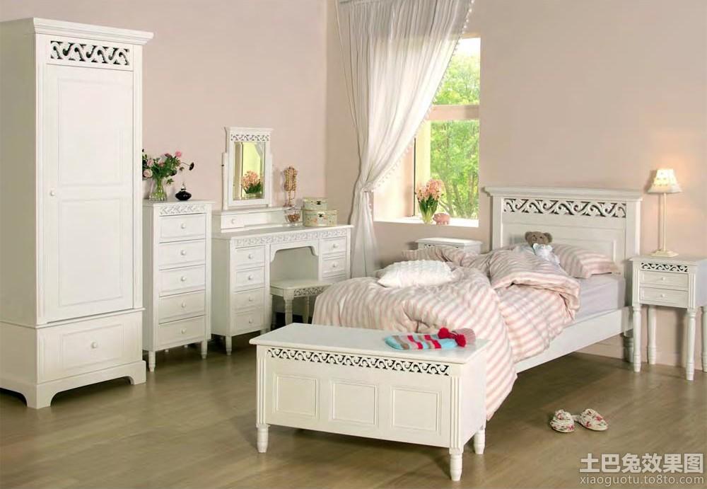2013年新款欧式白色家具效果图图片