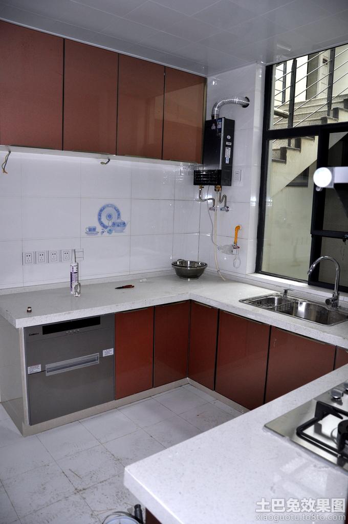 现代农村厨房设计效果图装修效果图九正家居网