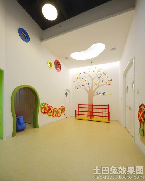 幼儿园主题墙面设计图片