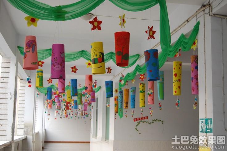 幼儿园环境装饰设计图片