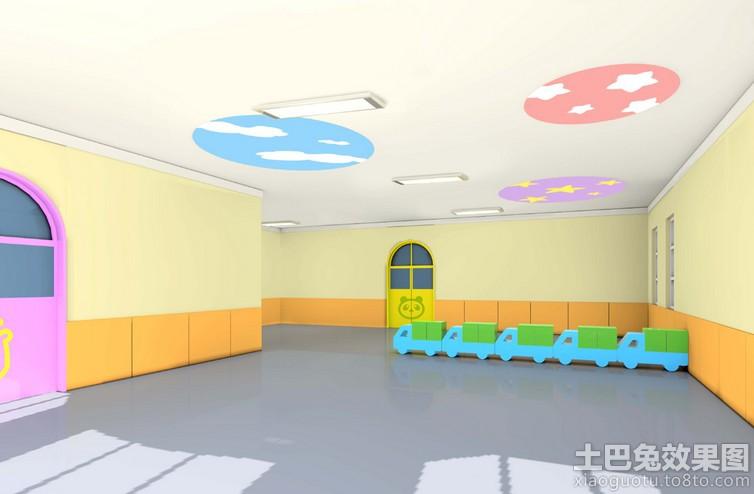 幼儿园室内装饰图片欣赏