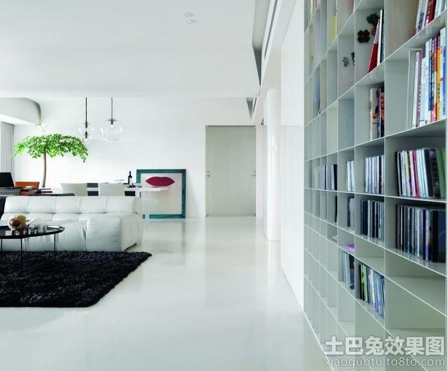 客厅过道人造大理石地板砖效果图欣赏