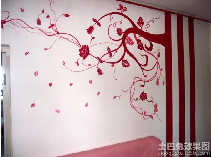 室内墙体彩绘图片欣赏