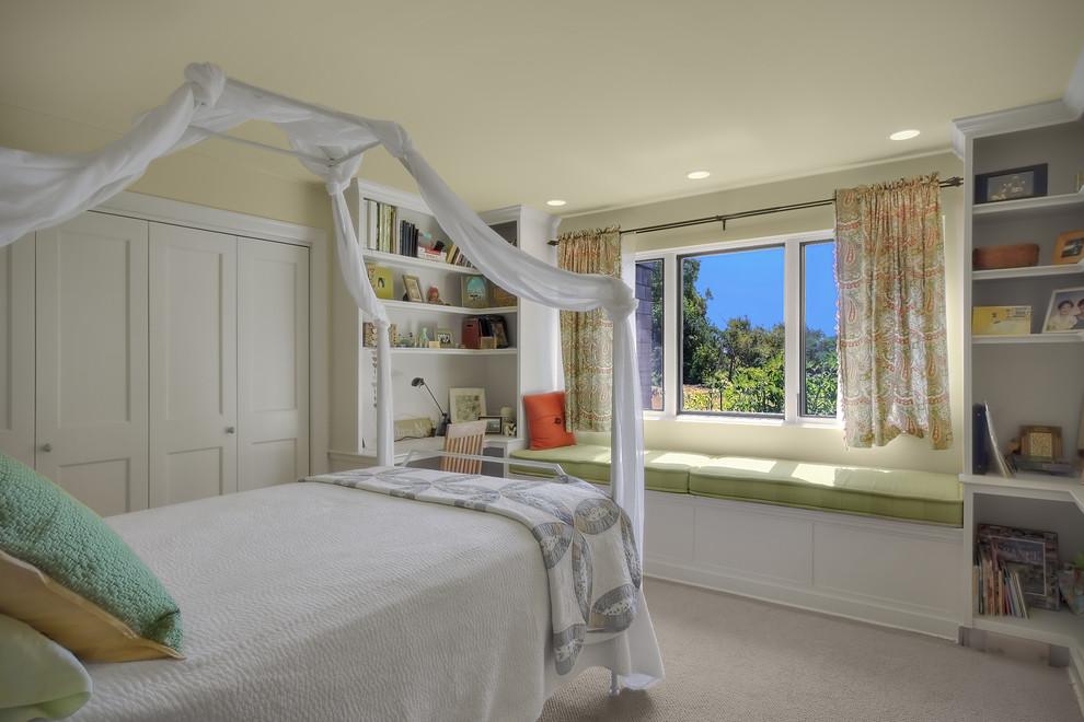 卧室飘窗装修设计图