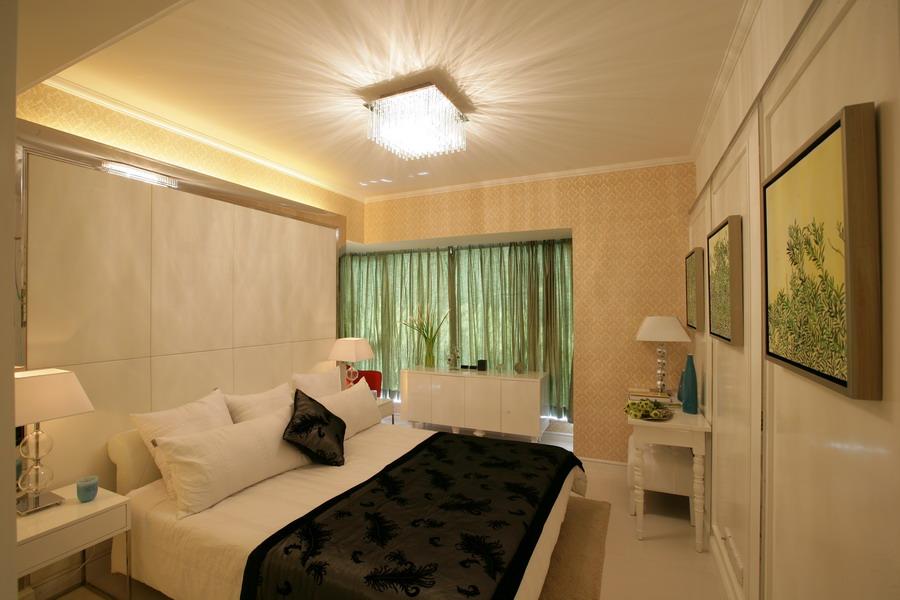 主卧室吊顶装饰 效果 图片高清图片