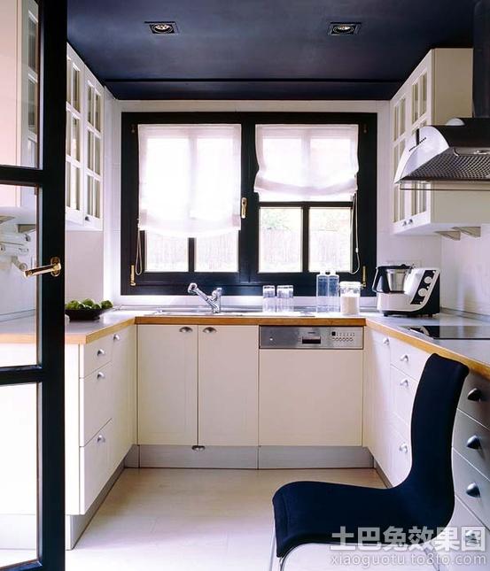 小厨房装修效果图大全2013