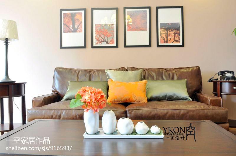 客厅沙发照片墙图片