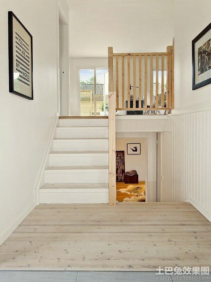 北欧风格小复式房屋装修效果图图片