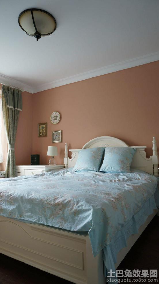 简欧式卧室装修效果图大全