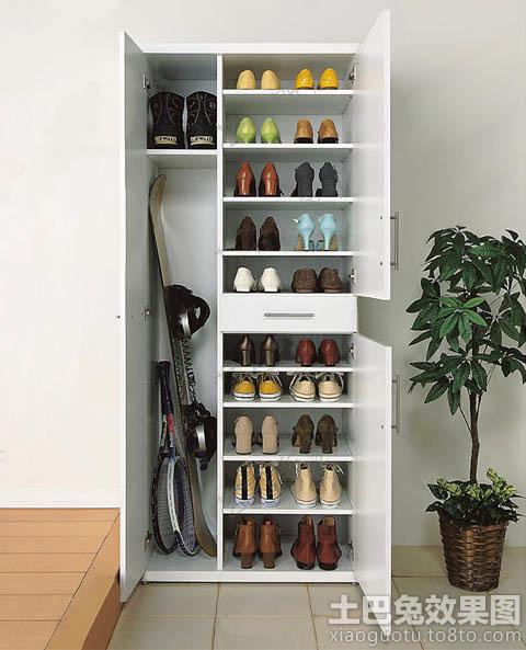 家用鞋柜设计图