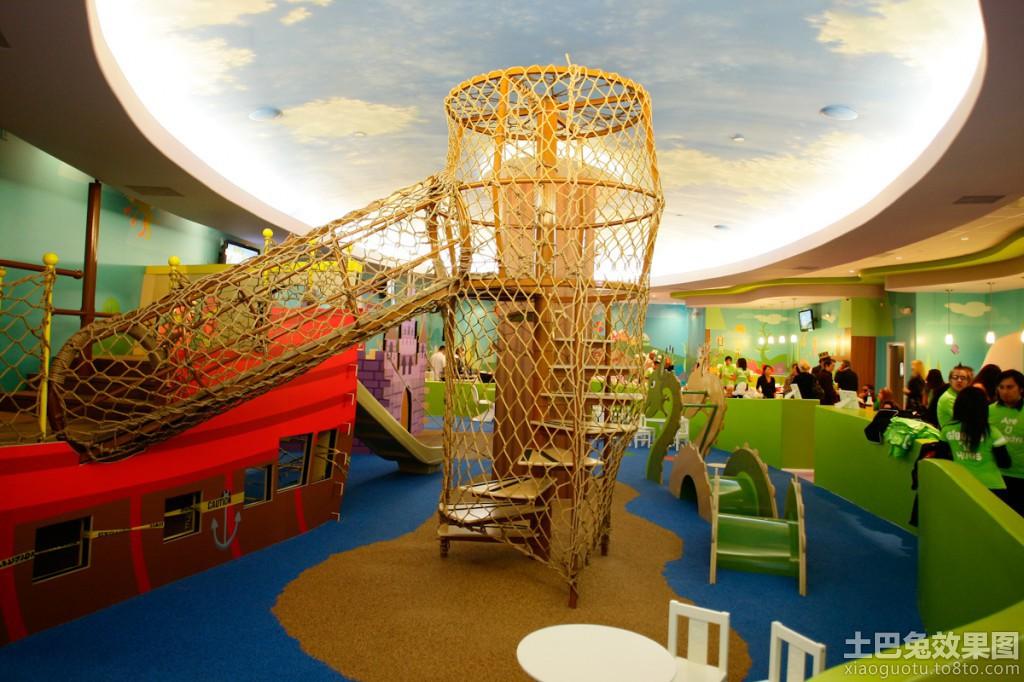儿童主题餐厅装修设计