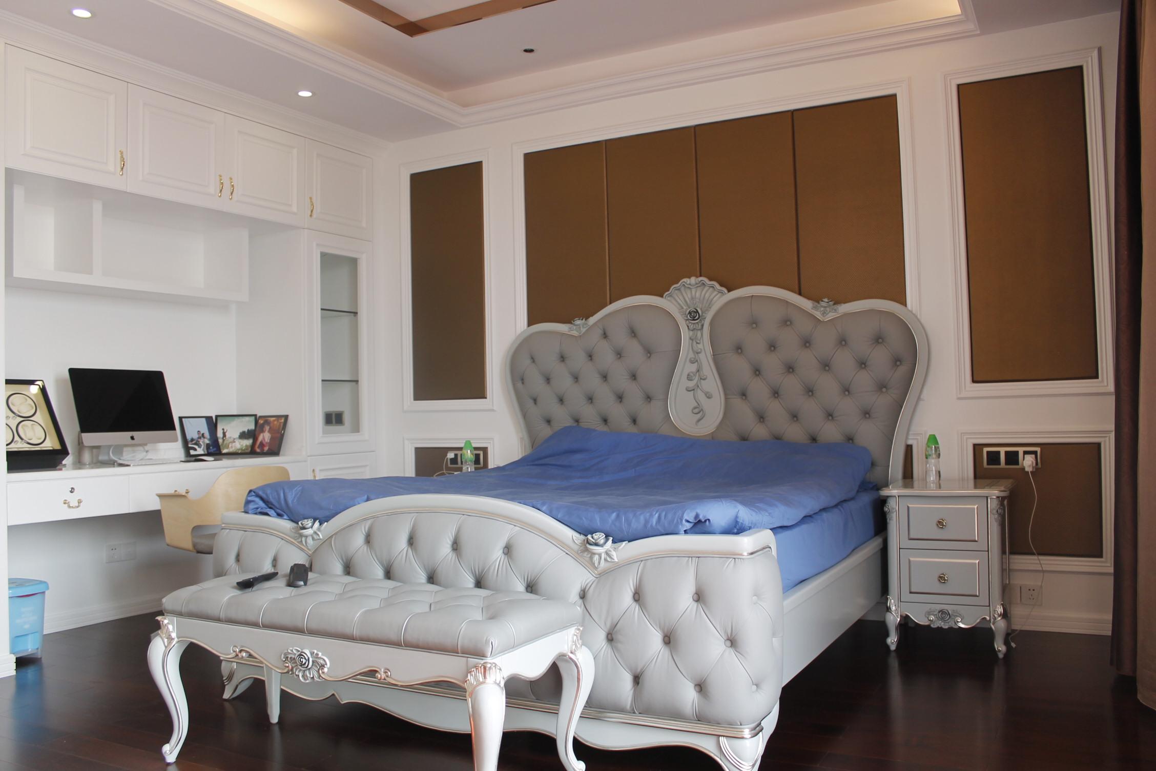 10平米欧式卧室装修实景图图片