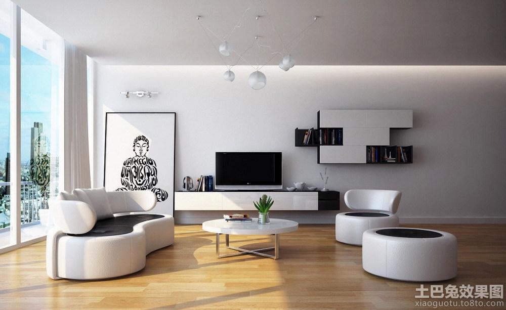 黑白电视背景墙图片欣赏