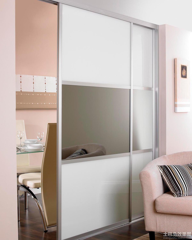 卧室隔断门 - 装修效果图