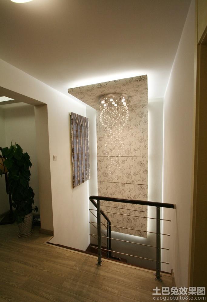 楼梯间墙面设计