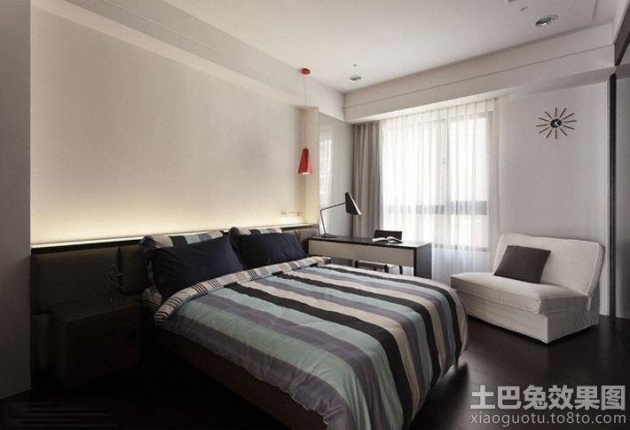 简装卧室图片