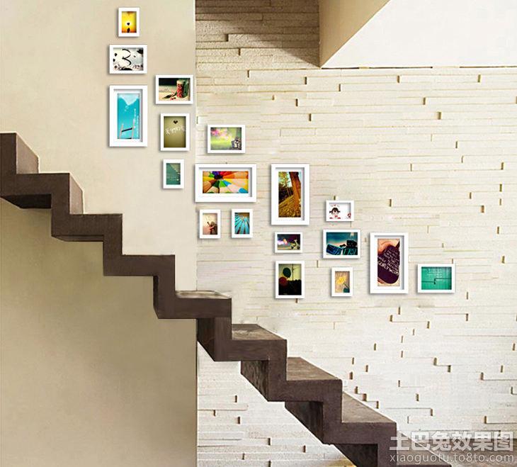 相片墙设计效果图欣赏大全