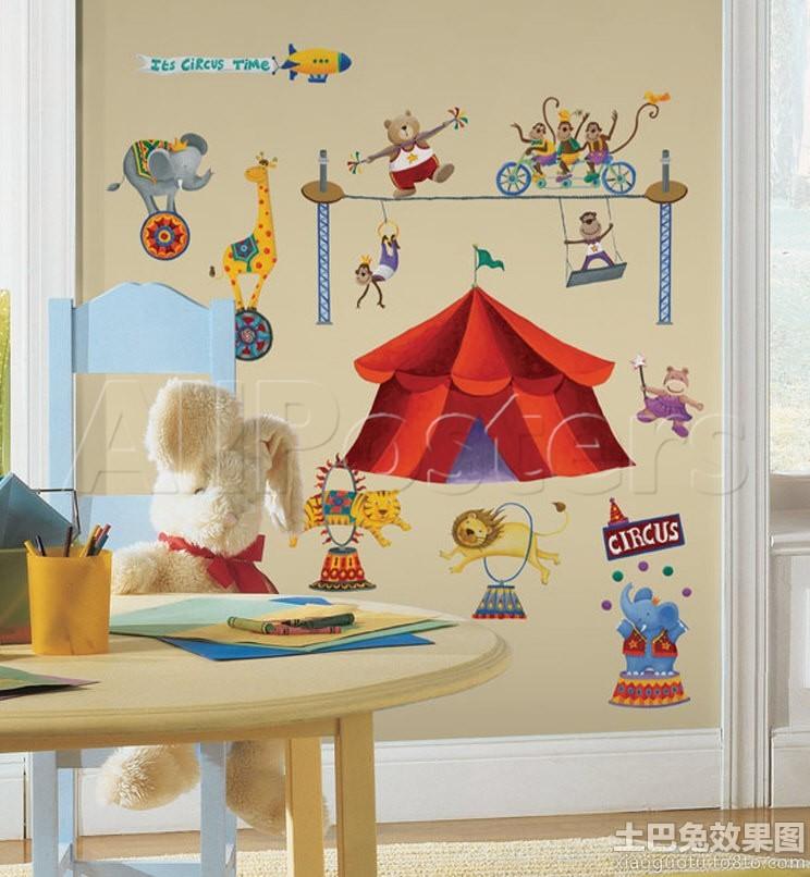 最新幼儿园墙面布置图片大全
