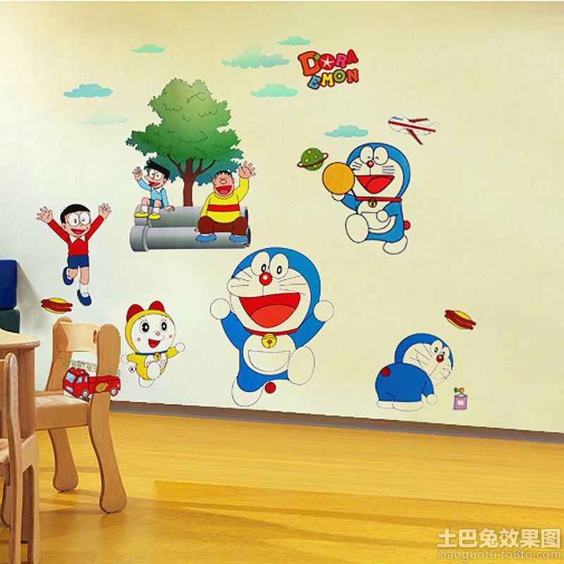 最新幼儿园墙面布置图片欣赏