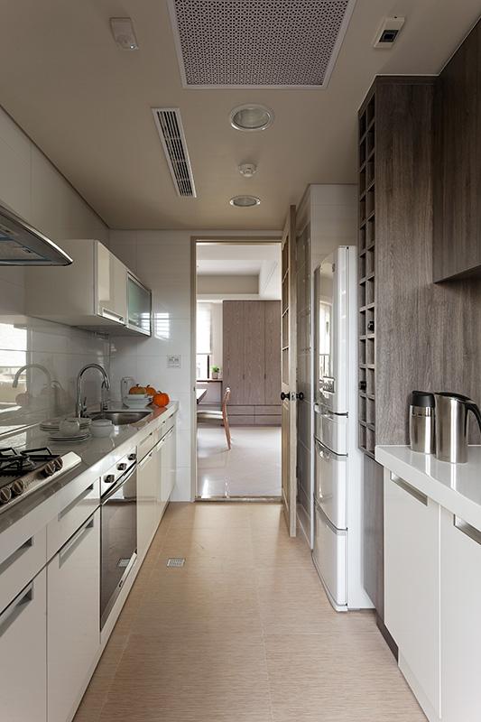 简约小户型家装厨房装修效果图大全图片