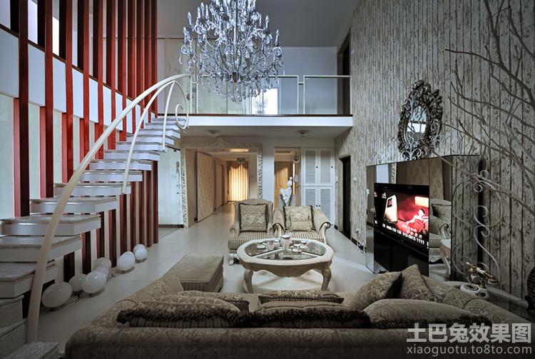 楼房室内装修设计图