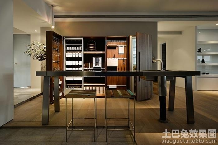 现代室内酒柜效果图 - 装修效果图 - 九正家居网