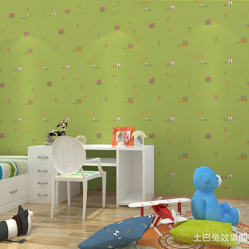 家装环保壁纸效果图片