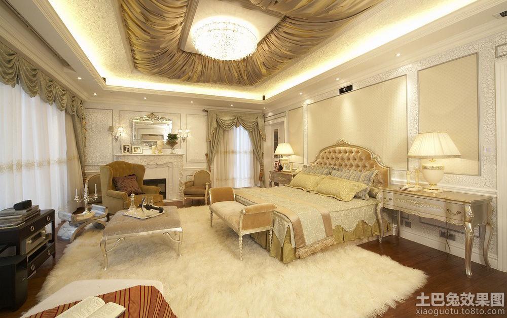 欧式卧室地毯图片 - 装修效果图图片