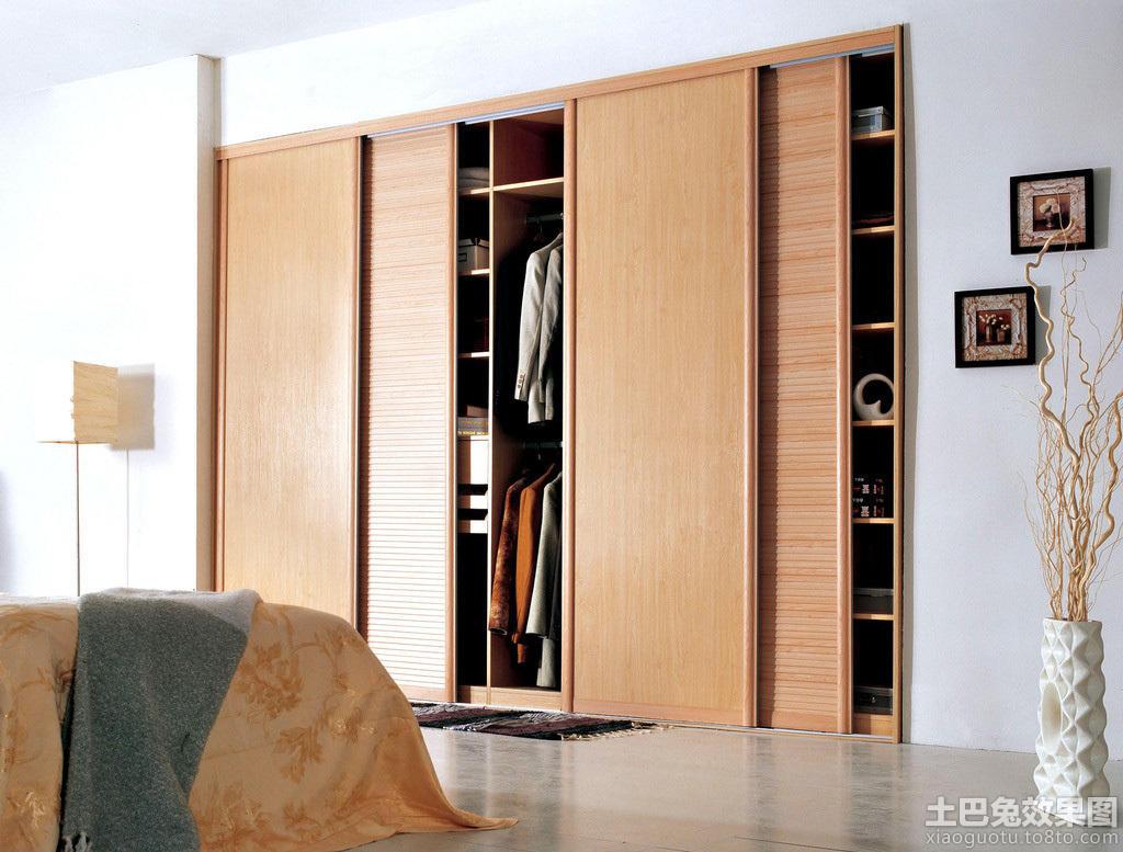 卧室衣柜内部设计图片