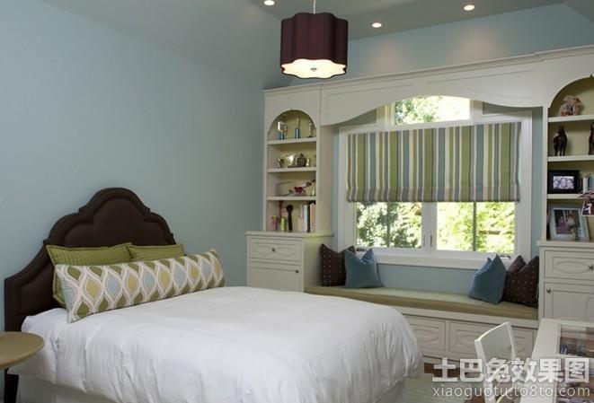 简约男生卧室装修效果图片