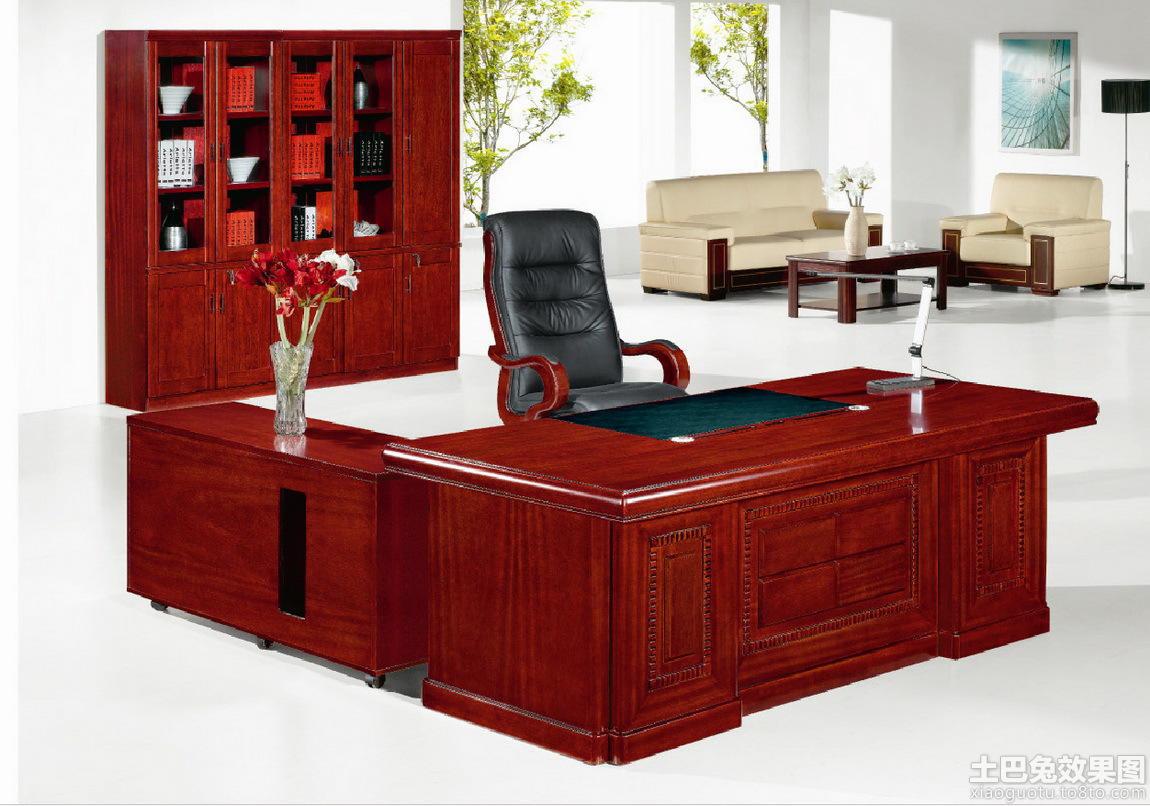 美式风格办公家具图片设计欣赏图片
