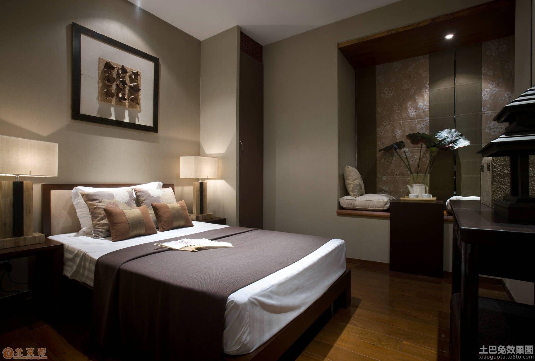 东南亚风格时尚卧室设计图片