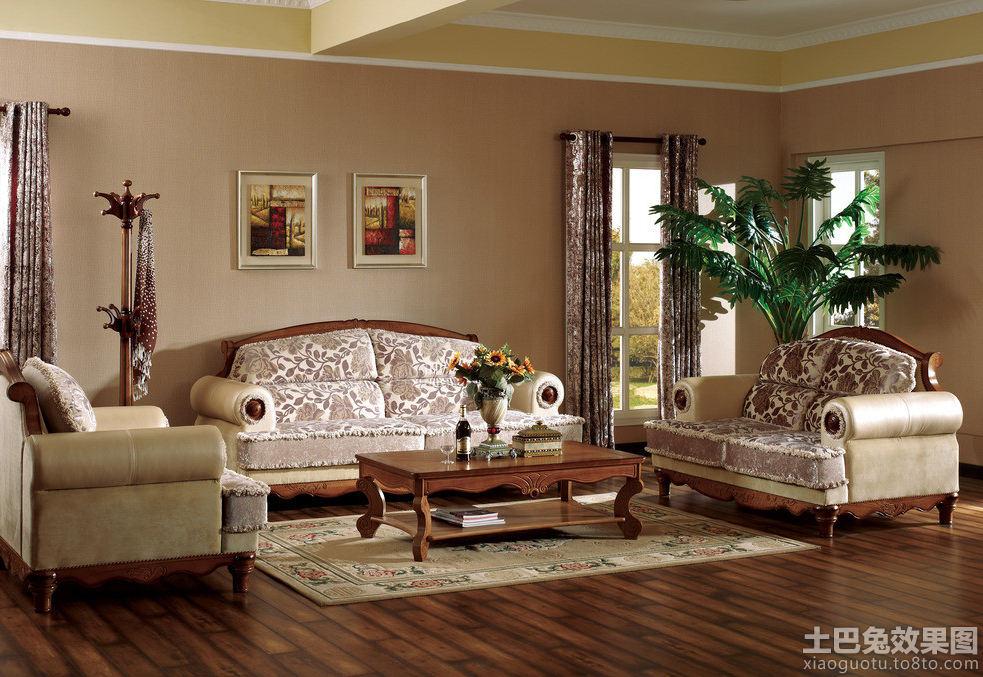 极简客厅沙发图片欣赏