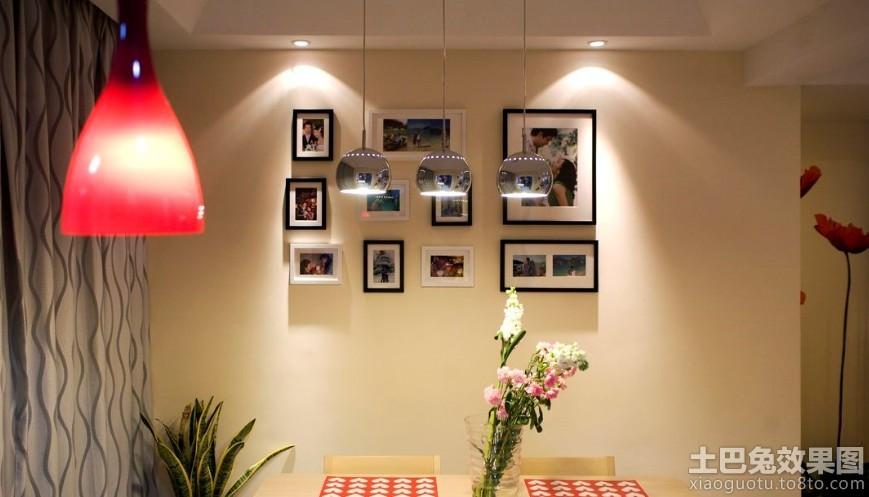 美式餐厅墙面装饰贴画大全