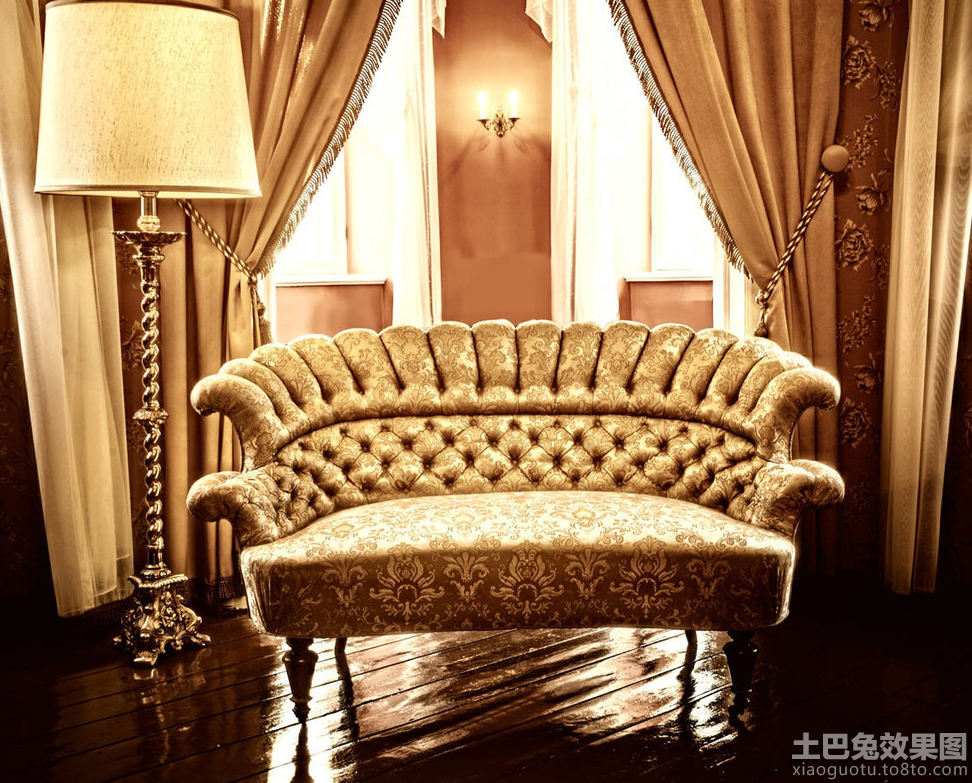 欧式丽星高档沙发图片图片
