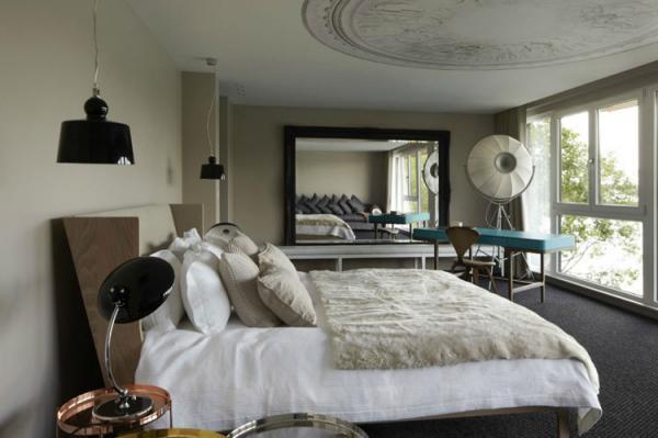 北欧最流行简单卧室装修效果图片