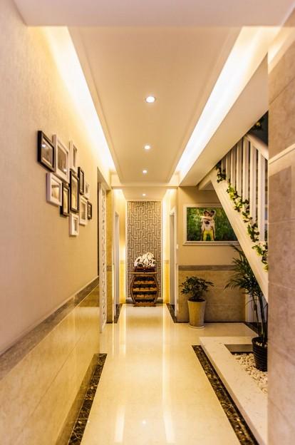 走廊玄关吊顶家具装修玄关进门设计图图片猫王吉林图片