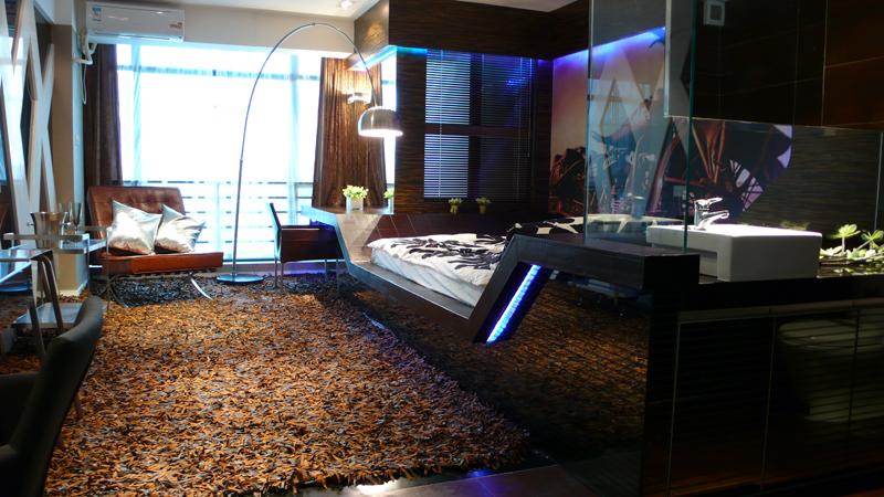 中式古典超豪华客厅装修效果图欣赏图片