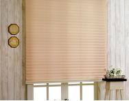 竹地板配窗帘客厅窗帘沙发颜色搭配图片1