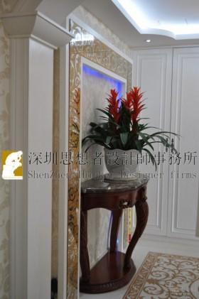 > 欧式风格家庭装修效果图图片
